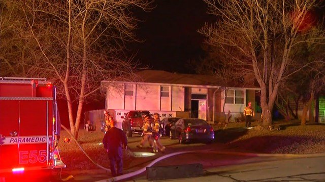 The fire burned through the deck and into their kitchen but fire fighters say it could have been avoided. (KCTV5)