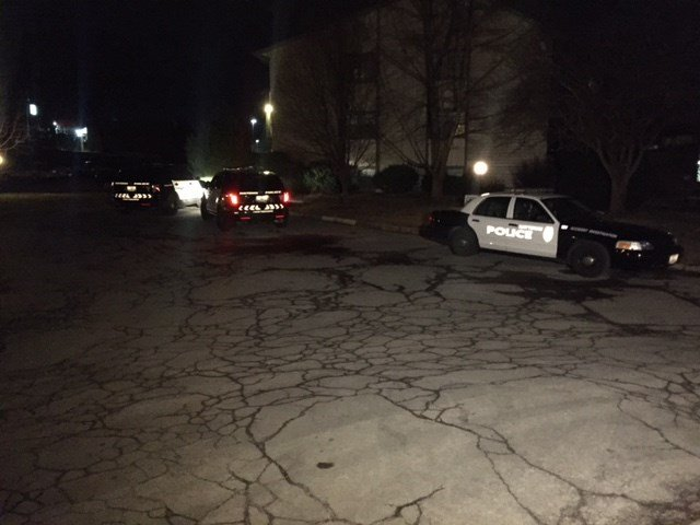 Police say they were called out to a shooting on the 7700 block of Raytown Road Monday evening at 5:30 p.m. (Kimo Hood/KCTV5)