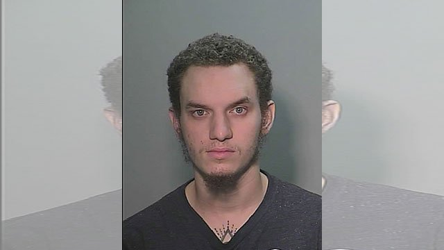 Robert Lorenzo Hester, Jr., 25, of Columbia, MO was charged with attempting to provide material support to a foreign terrorist organization. (Columbia Police Department)