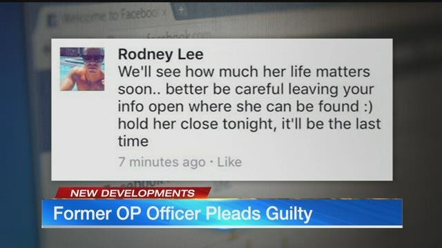 Rodney Wilson pleaded guilty to assault, obstructing the legal process and false impersonation. (KCTV5)
