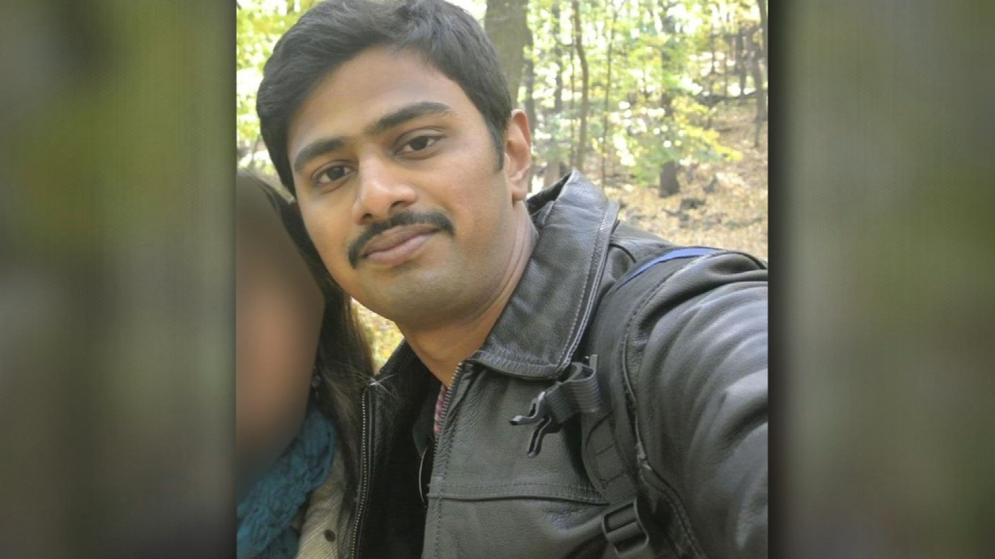 The second victim, Srinivas Kuchibhotla, also an engineer and a Hindu, was fatally shot. He came from Hyderabad, the capital of southern Telangana state. (Submitted)