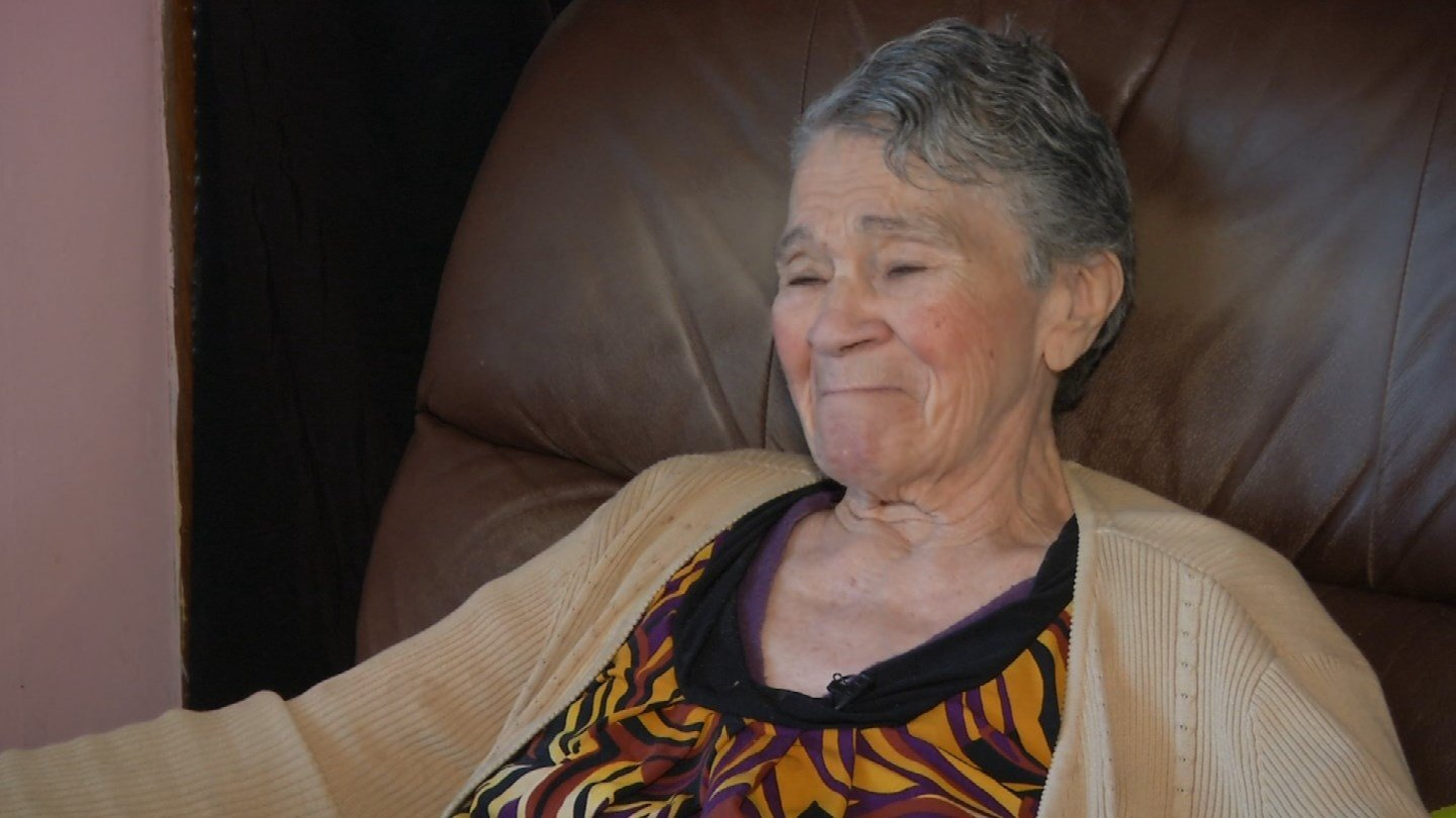 Edith Bryant was evicted from the home she has rented since 1969, and legally, there's nothing to protect her from being forced out. (KCTV5)