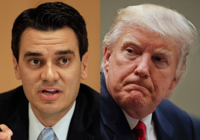 U.S. House Rep. Kevin Yoder is urging President Donald Trump to condemn last week's shooting in Olathe during Tuesday night's address to Congress.  (AP)