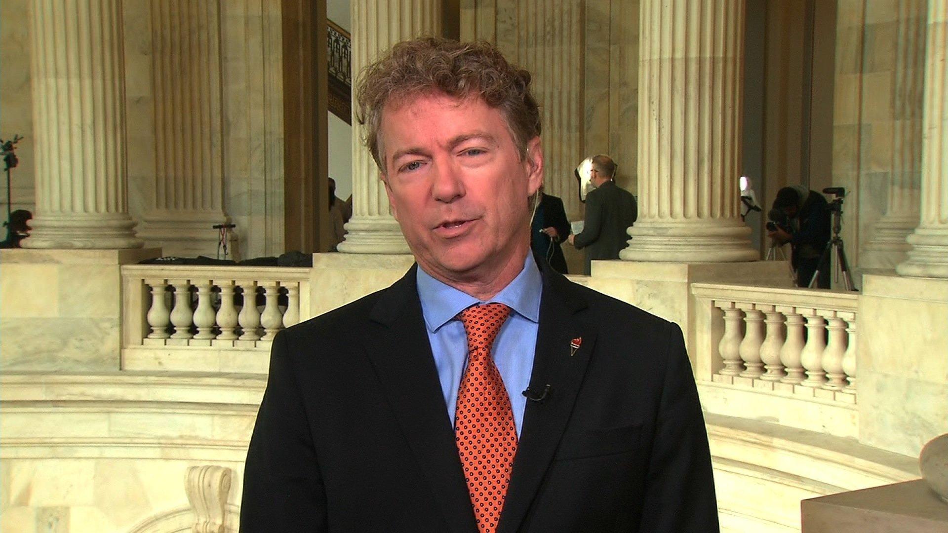U.S. Sen. Rand Paul (AP)