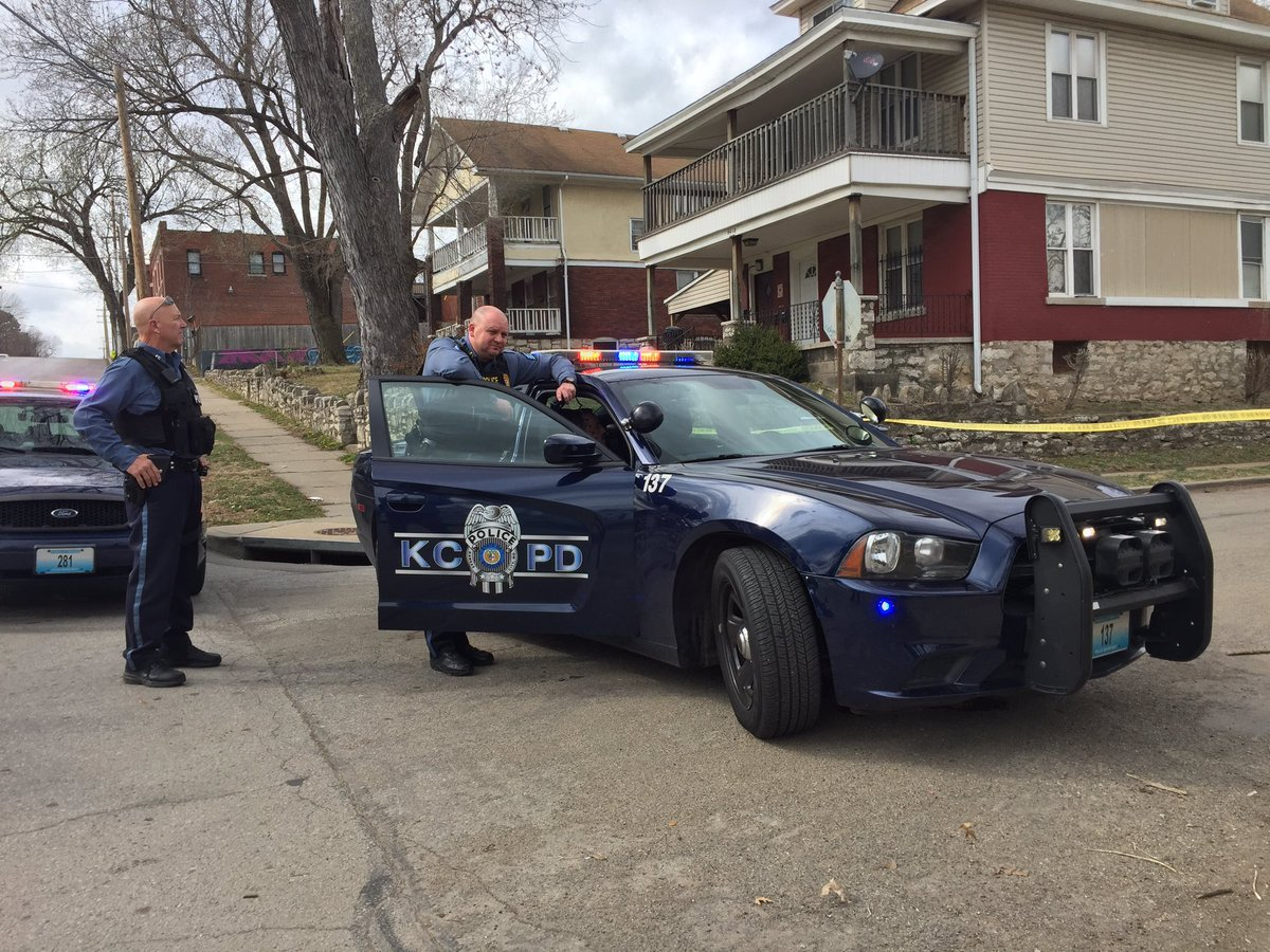 Officers were called about 1:10 p.m. Monday to the 100 block of Drury Avenue. (KCTV5 News)