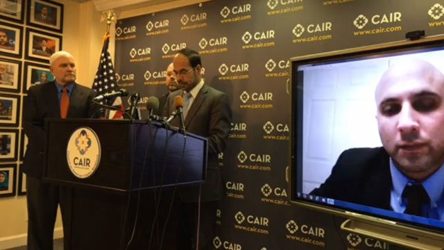 "The national and Kansas chapters of the Council on American-Islamic Relations (CAIR) spoke out against President Donald Trump's new travel ban Monday, calling it ""Muslim Ban 2.0."" (KCTV5)"