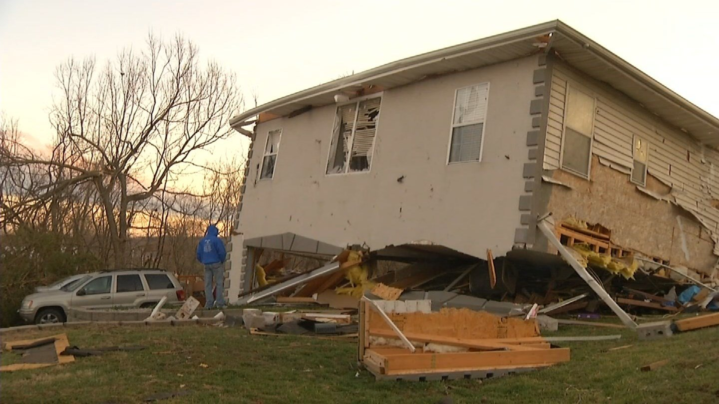 Johnson County District Attorney Steve Howe is warning residents not to fall victim to insurance and home repair scams arising in the wake of Monday's severe storms. (KCTV5)