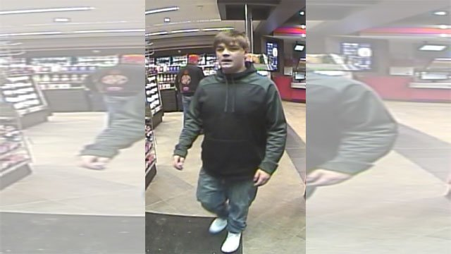 Police are seeking help in identifying a man who may be related to a series of auto burglaries in Lenexa. (Lenexa PD)