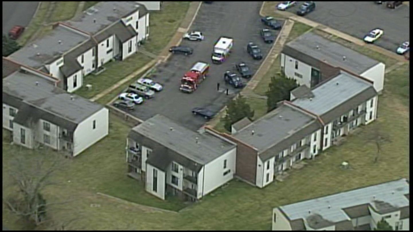 Officers were called about 1:20 p.m. to the 9300 block of Myrtle Avenue. (Chopper5)
