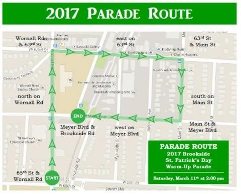 The parade, originally scheduled for this Saturday, will be held March 18th at 2 p.m. (Submitted)