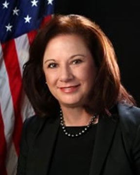 Among those asked to resign isTammy Dickinson, the U.S. Attorney for the Western District of Missouri. (Offices of the United States Attorneys)
