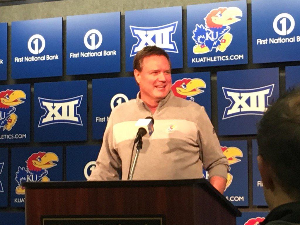 Head coach Bill Self.