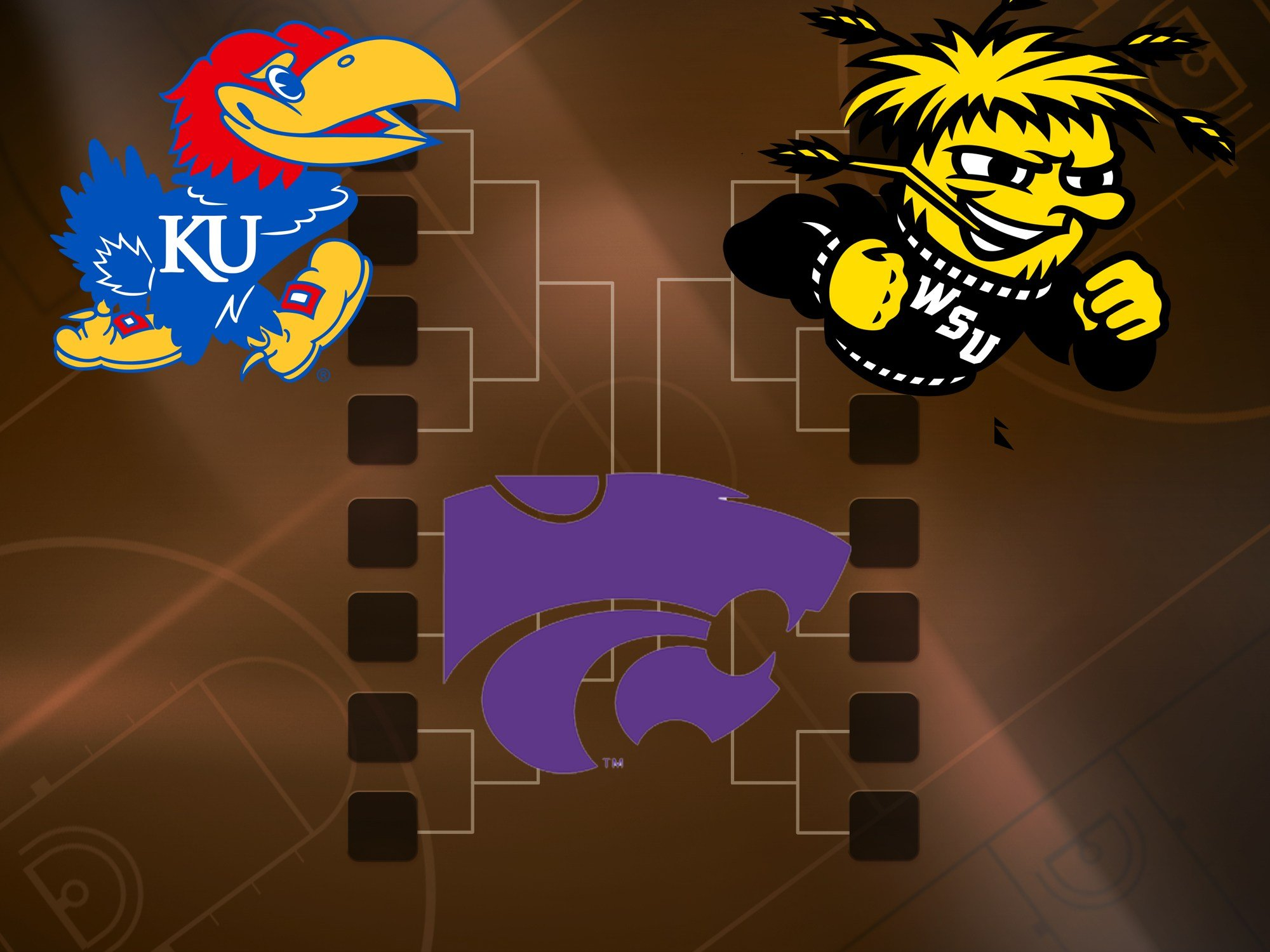 Game times have been announced for the opening games for the three area teams that made the NCAA Tournament.