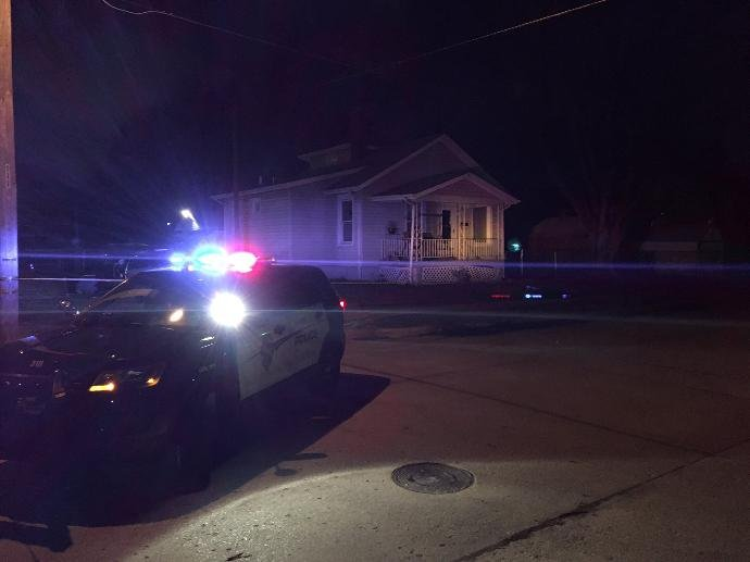 Three bodies were found in the area of the 100 block of NW Grant at around 11:20 p.m. on Sunday.(WIBW)