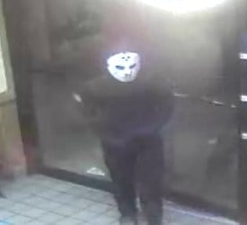 Police say the robbery happened at 10 p.m. on March 2 at the Pizza Hut located on the 5900 block of Wilson. (Kansas City police)