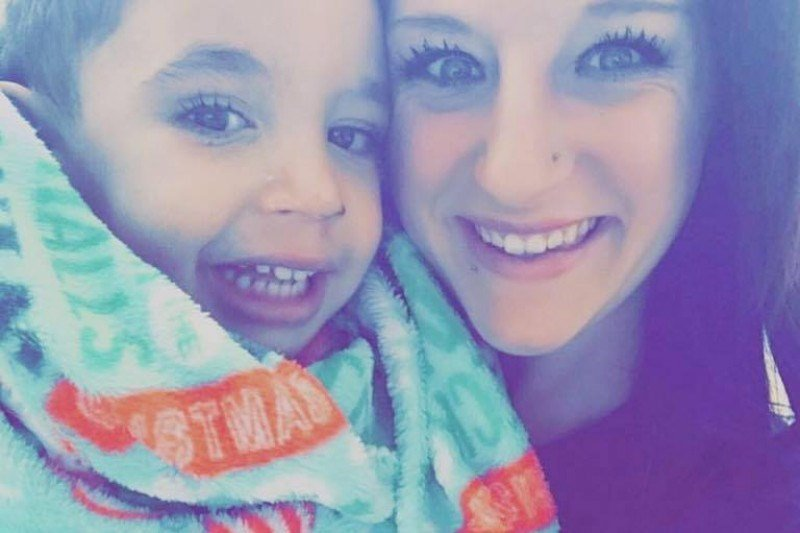 Ali Brown and two of her friends were killed two months ago, a shooting that left her son Karson seriously hurt. (Submitted)