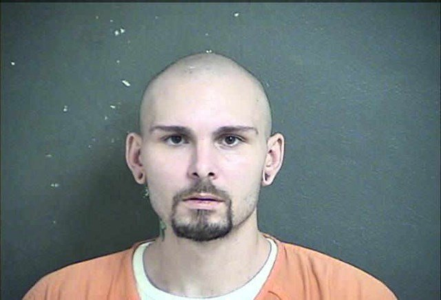 Curtis Ayers was sentenced Tuesday in the May 9, 2016 shooting death of Detective Brad Lancaster during a confrontation near the Kansas Speedway. (Wyandotte County Jail)