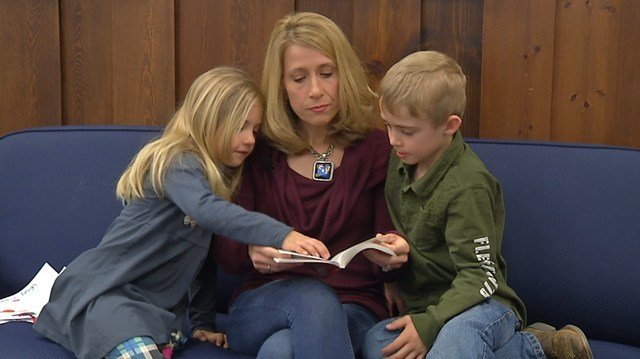 The program was so successful that the school district is looking to pick a new book to read in the fall. (KCTV5)
