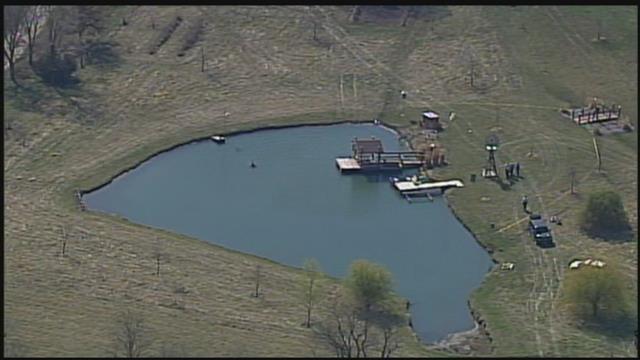 Deputies: 3-year-old twins die in Platte County pond