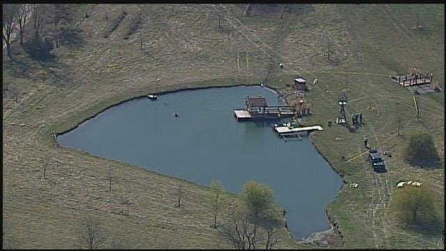 "Authorities say the deaths of 3-year-old twins in a Platte County pond were apparently a ""tragic accident."" (Chopper5)"