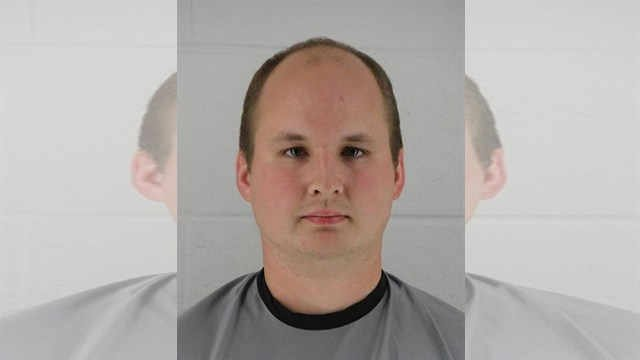 Paul A Sundquist, 29, of Louisburg, KS, pleaded guilty to one count of bank robbery.  (File)