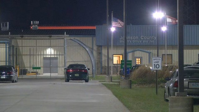 The riot started about 9:20 p.m. when a disturbance was reported in one of the male inmate dormitories. (KCTV5)