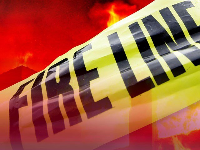 The fire was reported at about 11:08 p.m. at a home in the 300 block of S Bethany Street. (Generic)