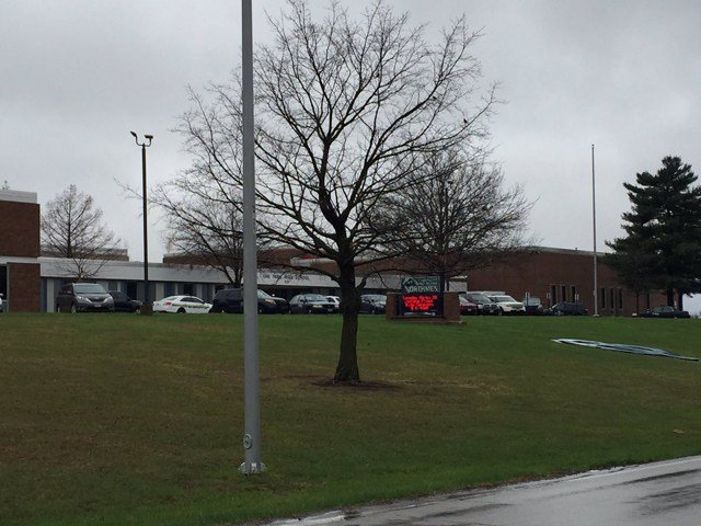Oak Park High School went on lock down Monday morning after a threat was made involving the school. (KCTV5)