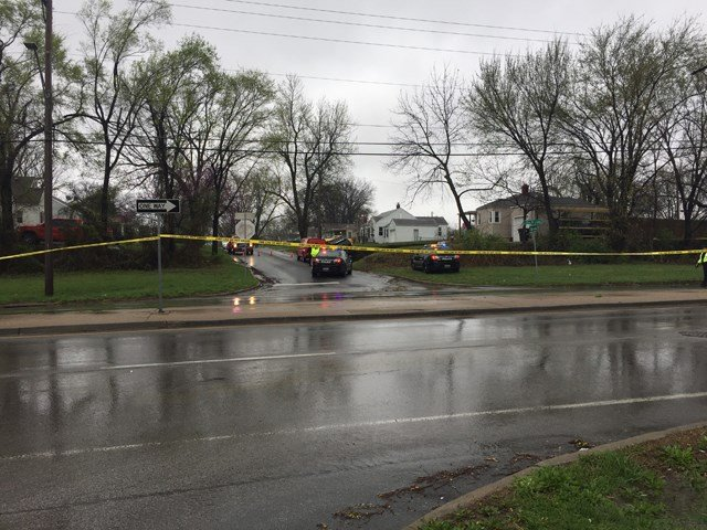 An Independence police officer was shot Wednesday morning. (KCTV5)
