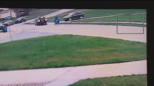 A home surveillance video played a vital role in an investigation into the shooting of an Independence police officer.(Submitted)