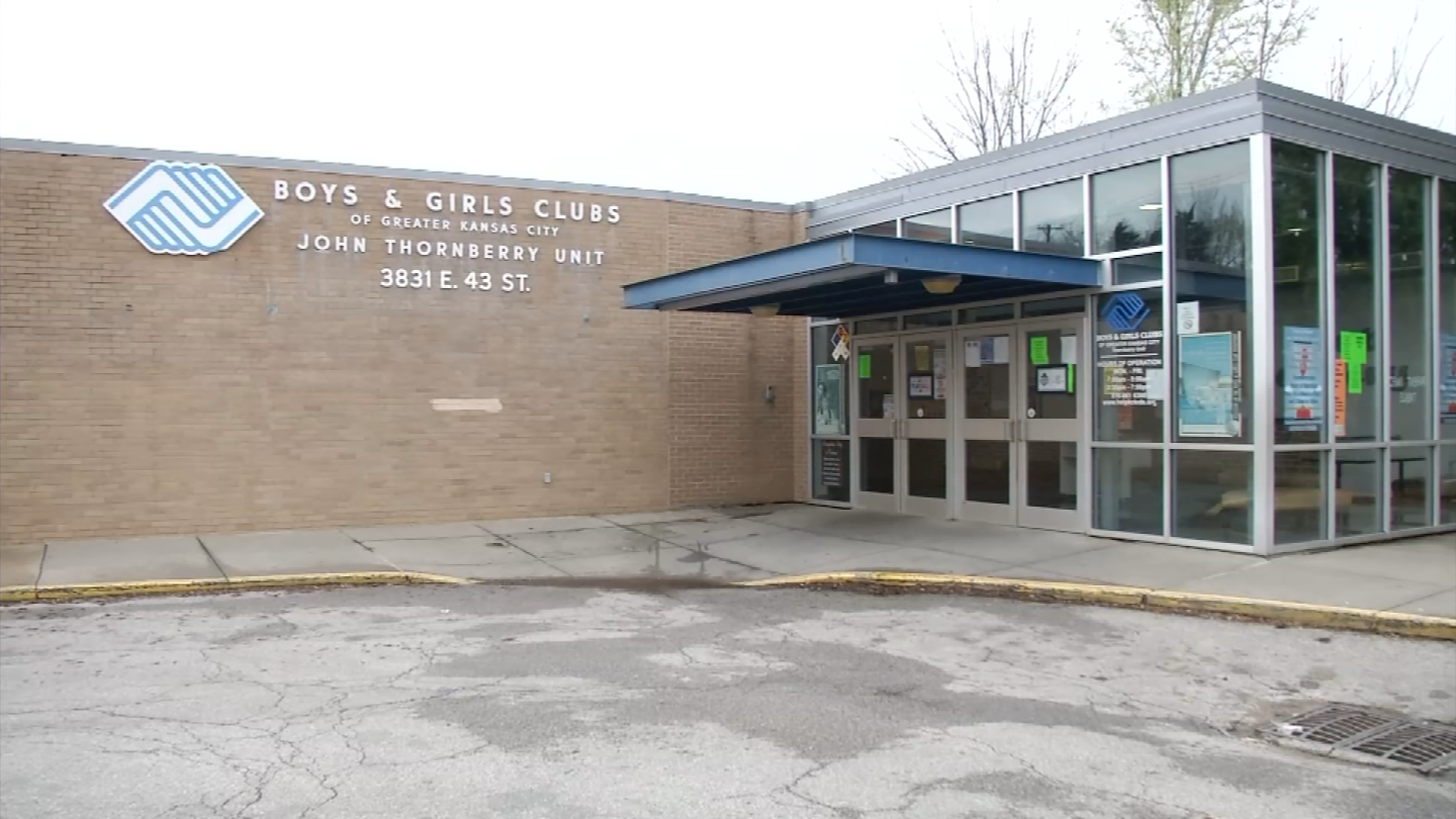 One of the Boys and Girls Club locations in Kansas City. (KCTV)