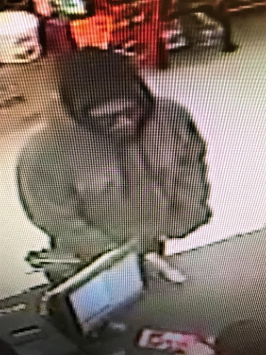 The Kansas City Police Department released a surveillance picture of the suspect.(KCPD)