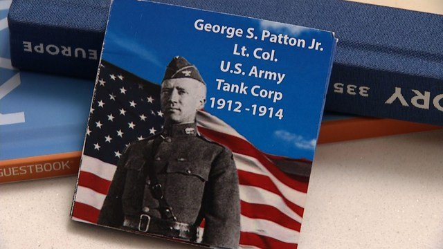 Patton is considered one of the most successful combat generals in U.S. history. (KCTV5)
