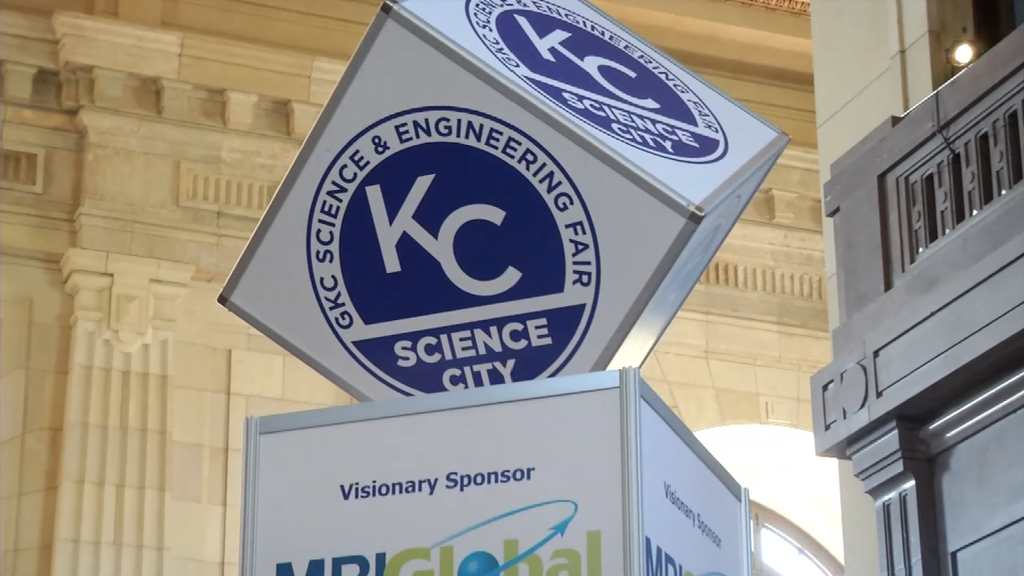 This is the 66th year for the Greater Kansas City Science and Engineering Fair. (KCTV)