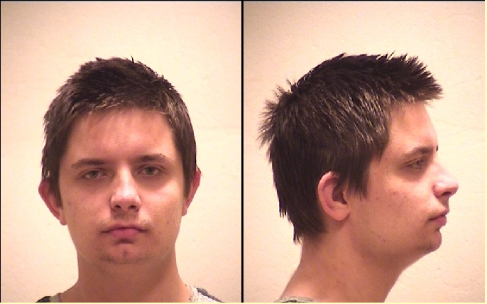Brent Porter's mugshot. (Clay County Sheriff's Office)