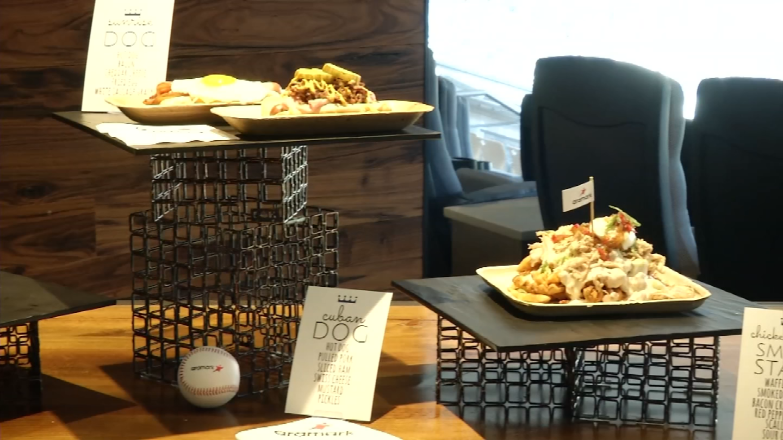 Kauffman Stadium and Aramark just introduced the 2017 food menu for the ballpark.