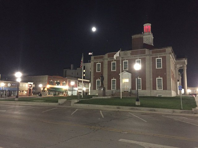 City officials are hoping to add more green spaces, incorporate more art and get better lighting and sidewalks along the square. (KCTV5)