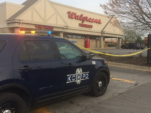 The robbery happened about 8:39 a.m. at the Walgreens at 2501 E Linwood Boulevard. (KCTV5)