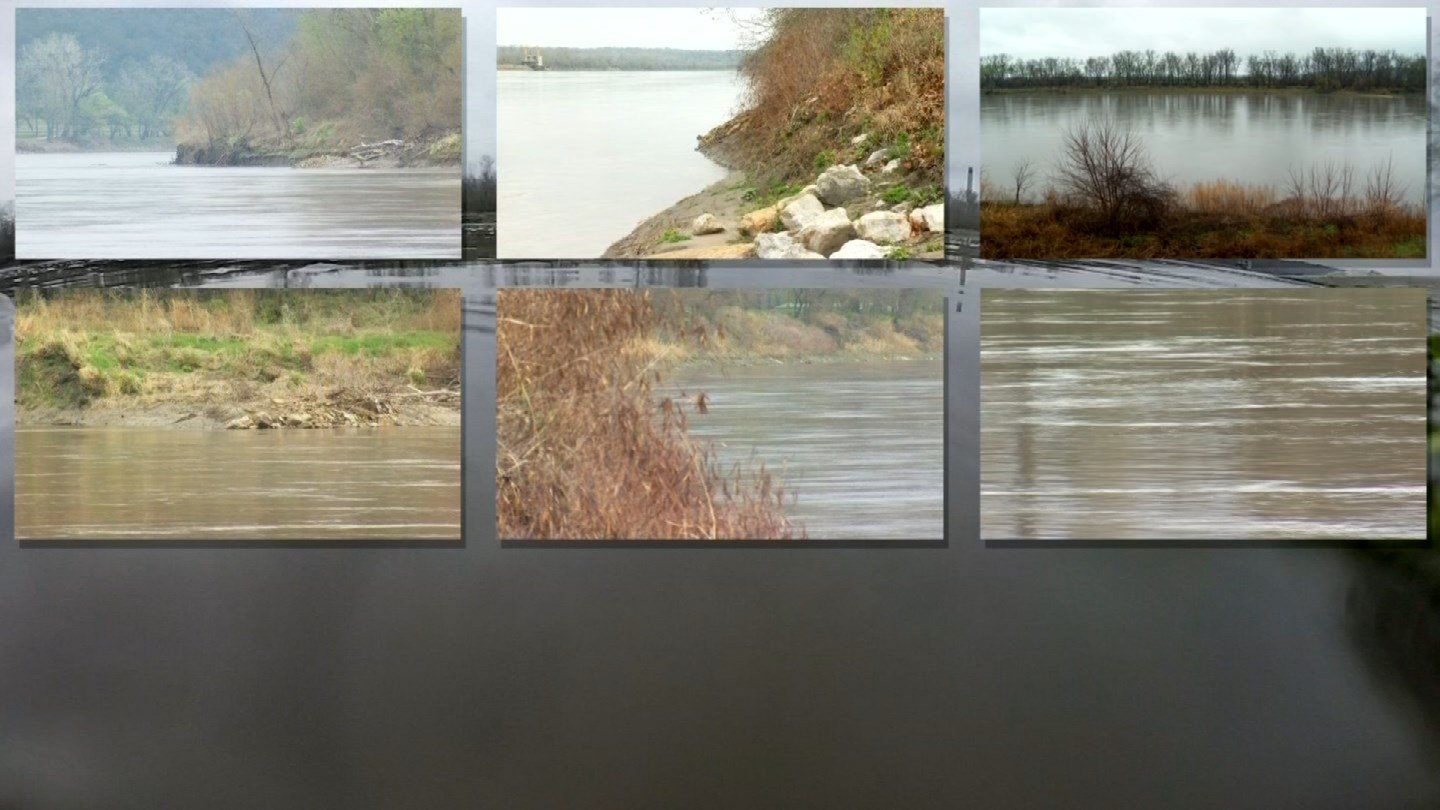 The Army Corps of Engineers is considering several plans for managing the Missouri River, which farmers and other stakeholders along the river could lead to increased flood risk. (KCTV5)
