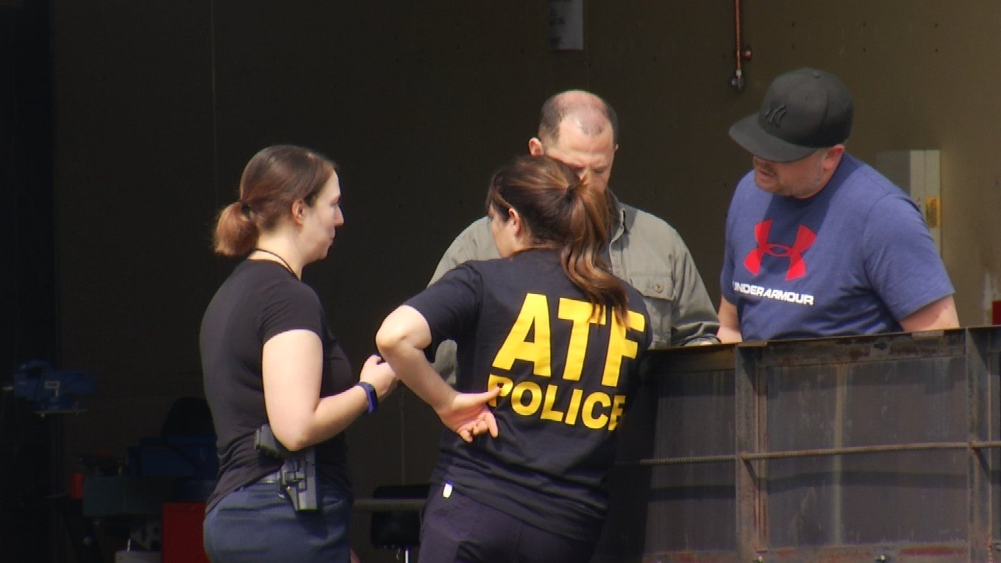 A burglary in Johnson County has not only caught the attention of police but the ATF as well. (KCTV5)