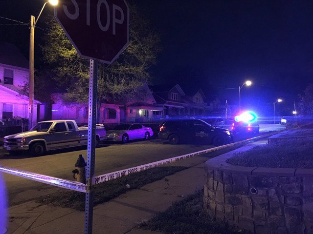 Officers saywitnesses heard a disturbance and then severalrounds of gunfire.(KCTV5)