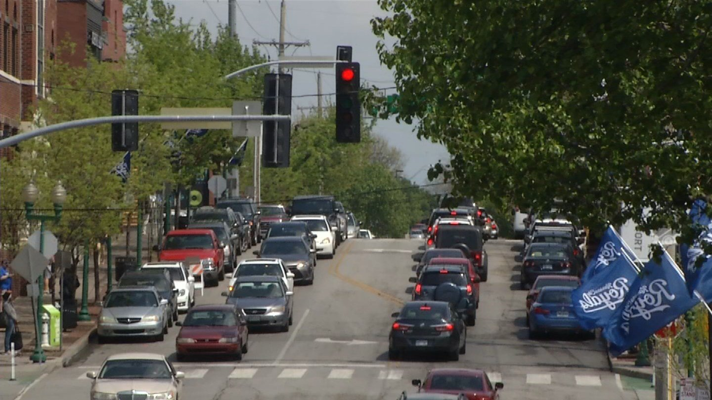 Westport is a popular area that fills up quickly on a weekend night. Now, the city and businesses in the area are trying to figure out how to keep residents and visitors safe. (KCTV5)