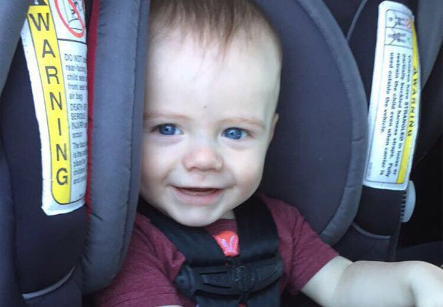 Nine-month-old Oliver Ortiz died on Sept. 29, 2016. (Submitted)