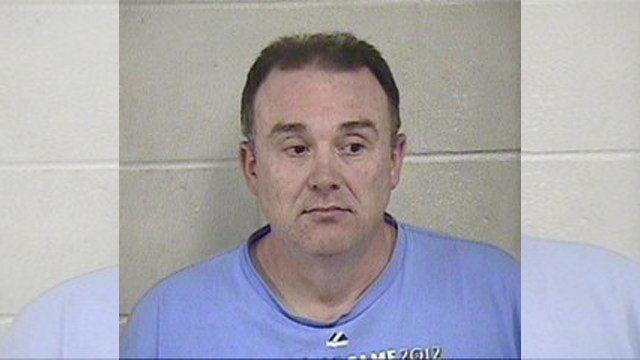 James R. Green, 52, is charged with six counts of second-degree statutory sodomy. (Jackson County Jail)