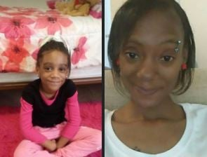 Kansas City police are looking for help in locating Myisha McFarland and her daughter Cierra.