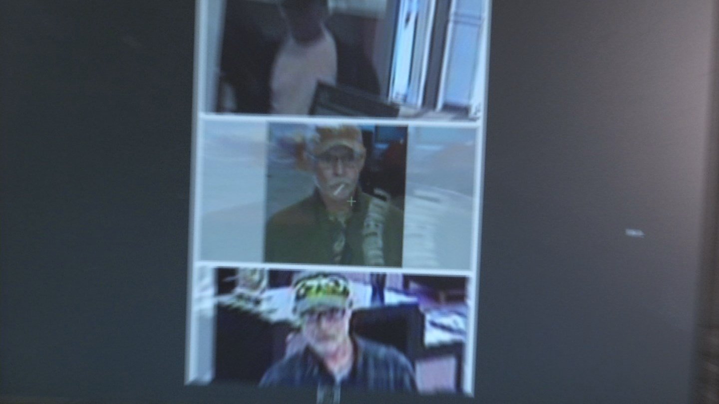 Investigators believe they've caught the same serial robber who targeted four different metro banks. (KCTV5)