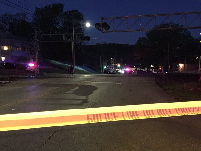 The shooting happened about 4:12 a.m. near Independence Avenue and Glenwood Avenue. (KCTV5)