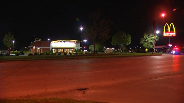The robbery happened about 3:15 a.m. at the location on Missouri Highway 152 and Church Road. (KCTV5)
