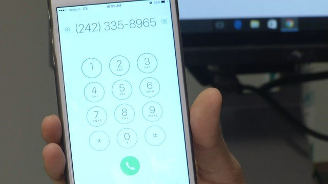 Scammers love those area codes because they look like an American number and US laws don't apply there. (KCTV5)