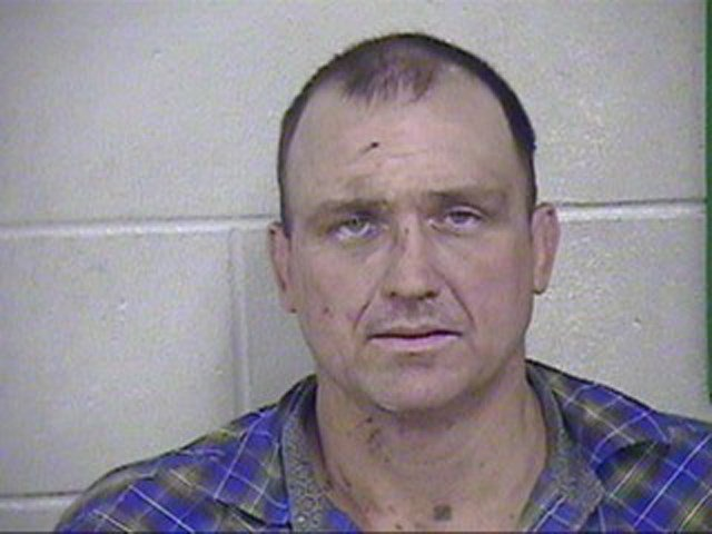 Charging documents say the trailer belonged to David Thomas. Police say he cut down 13 walnut trees, each 50-feet long. They estimate their value as lumber at nearly $250,000. (Jackson County)